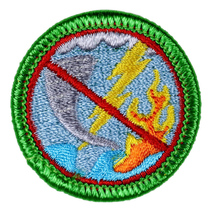 Emergency Unpreparedness Merit Badge