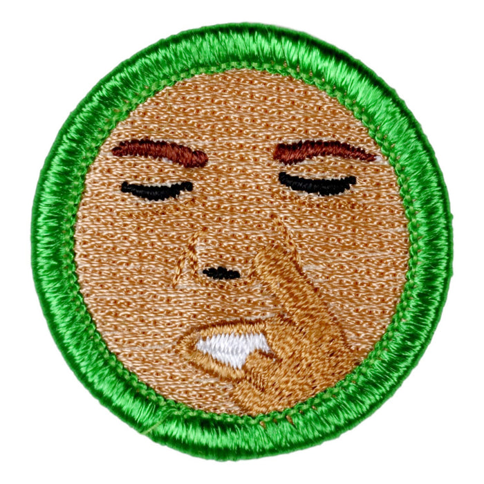 Do Not Touch Your Face Merit Badge