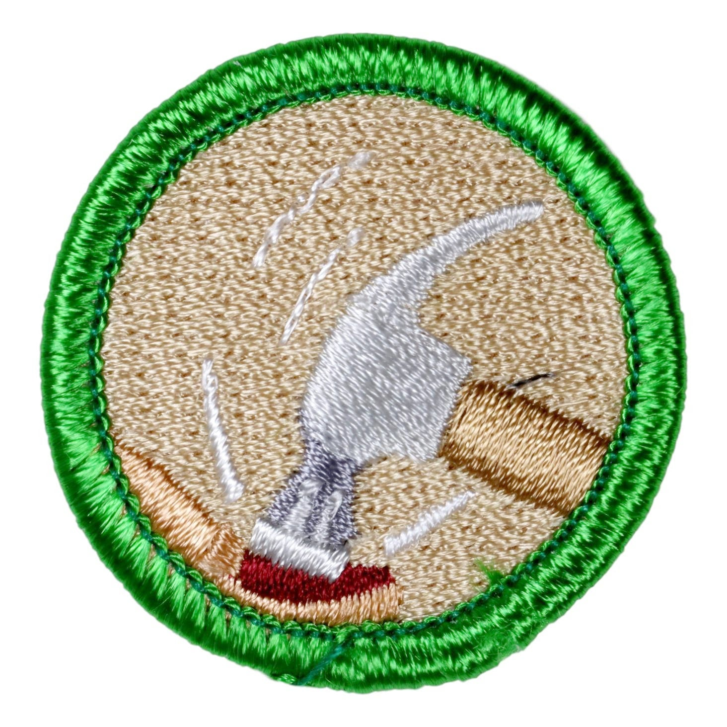 Purple Thumb Merit Badge