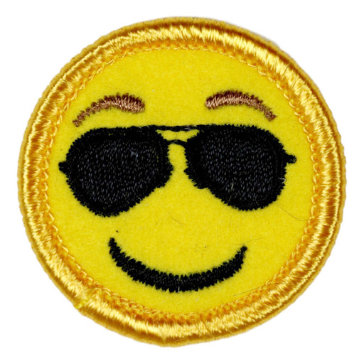 Cool Merit Badge Emoji