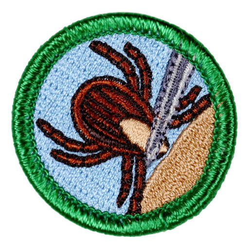 Tick Removal Merit Badge