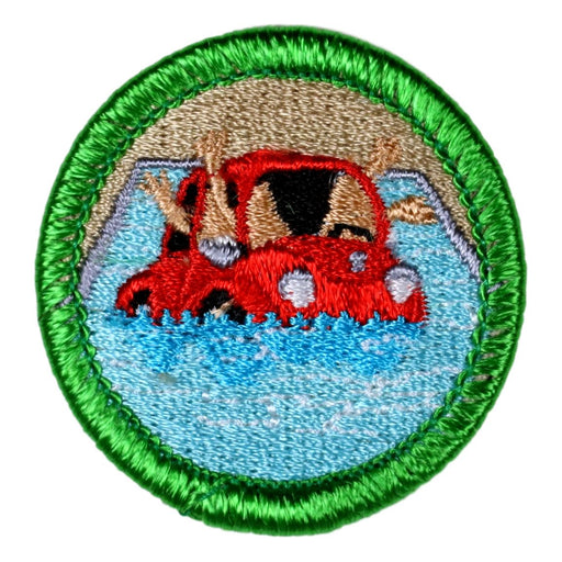 Car Pooling Merit Badge