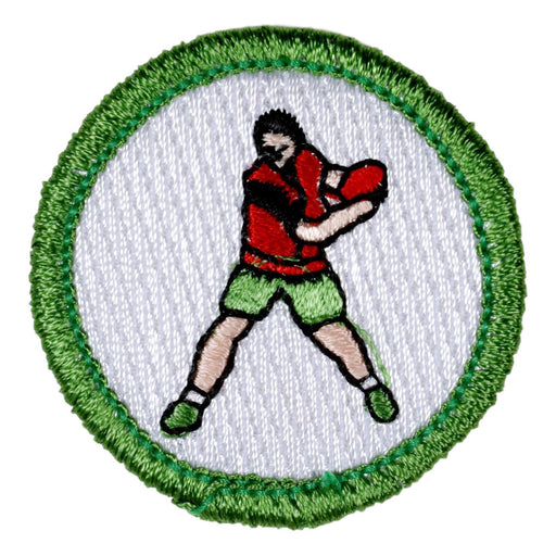Frisbee Merit Badge