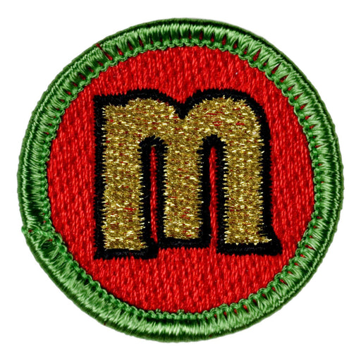 Fast Food Eating Merit Badge