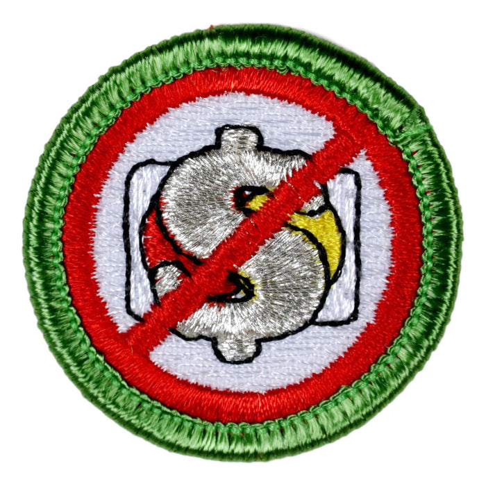 Personal Bankruptcy Merit Badge