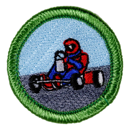 Go-Carting Merit Badge