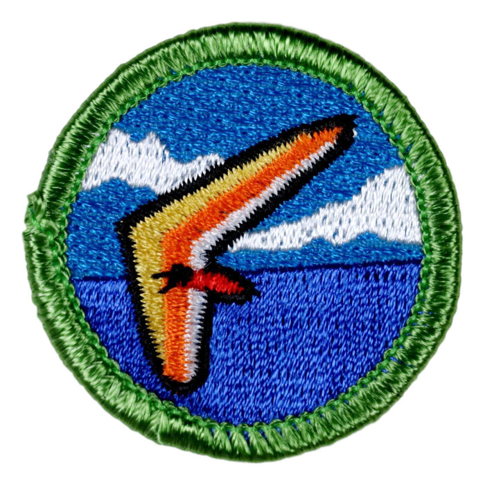 Hang Gliding Merit Badge