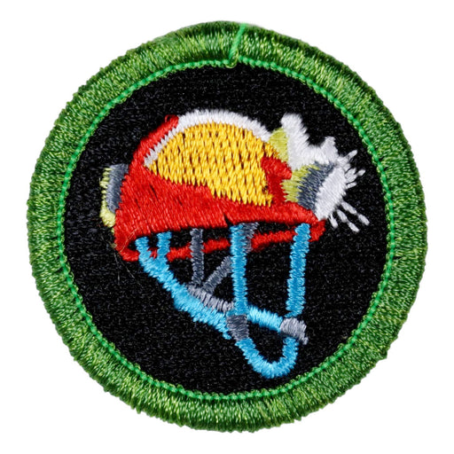 Caving Merit Badge