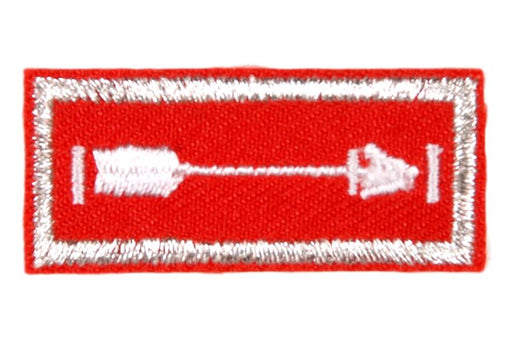 Order of the Arrow Knot Brotherhood Red