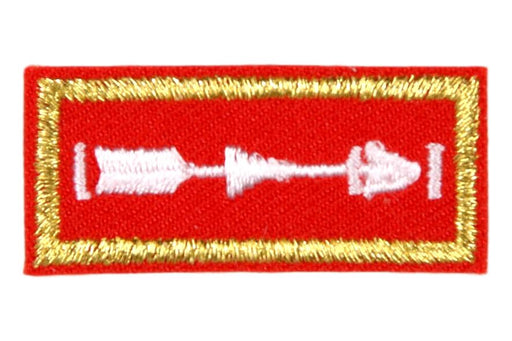 Order of the Arrow Knot Vigil Red