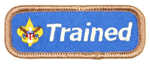 Trained Patch District/Council