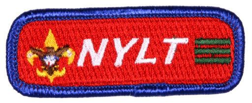 Trained Patch National Youth Leadership 3 Bars