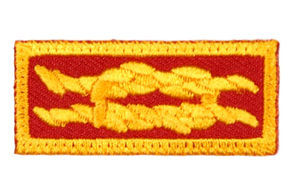Commissioner Award of Excellence Knot