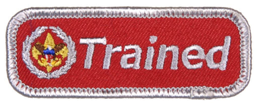 Trained Patch Commissioner