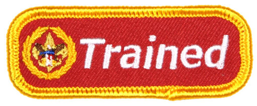 Trained Patch Roundtable Commissioner