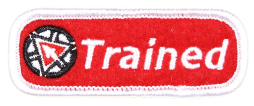 Trained Patch Order of the Arrow