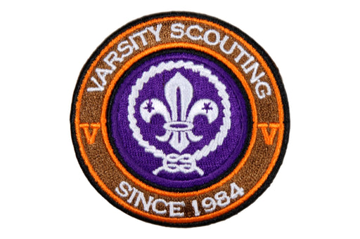 World Crest Ring Varsity Scouting Since 1984