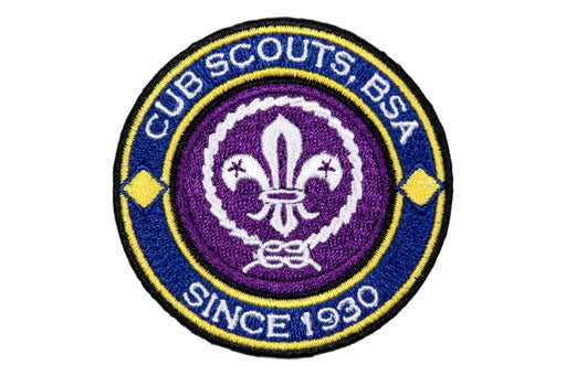 World Crest Ring Cub Scouts B.S.A. Since 1930 Ring