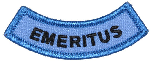 Emeritus Arc For Sea Scout Position Patches