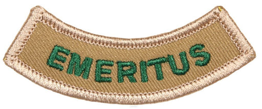 Emeritus Arc For Tan Position Patches