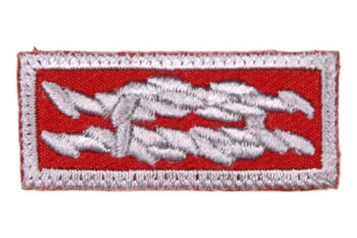 Distinguished Commissioner Award Knot