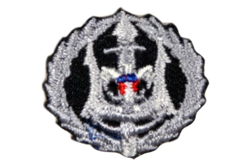"Sea Scout ""Bug"" Patch 3/4"""