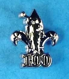 2013 LDS 100th Anniversary of LDS Scouting Pin