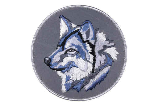 Grey Wolf Patrol Jacket Patch