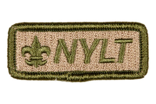 "Trained Patch 2"" National Youth Leadership Training"