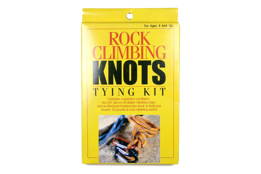 Rock Climbing Knot Kit