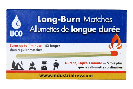 Matches Long-Burn