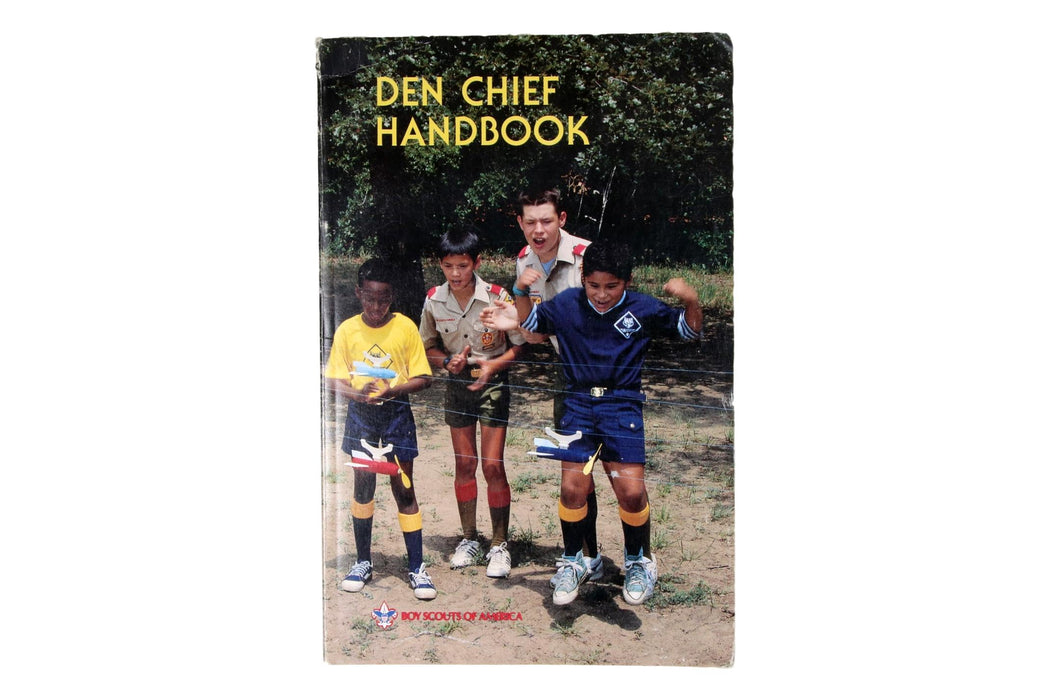 Den Chief's Handbook 1990