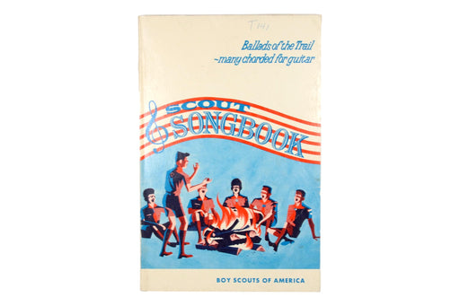 Boy Scout Songbook 1974