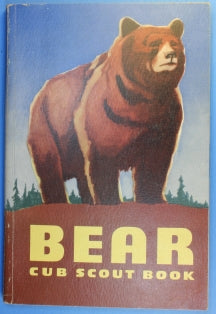 Bear Cub Scout Book 1962