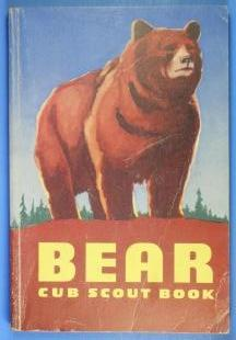 Bear Cub Scout Book 1957