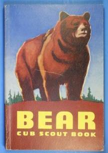 Bear Cub Scout Book 1958