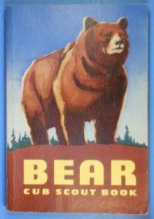Bear Cub Scout Book 1955