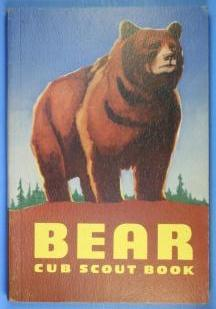 Bear Cub Scout Book 1960