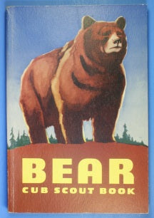 Bear Cub Scout Book 1959