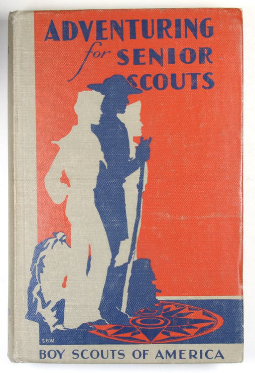 Adventuring for Senior Scouts 1945