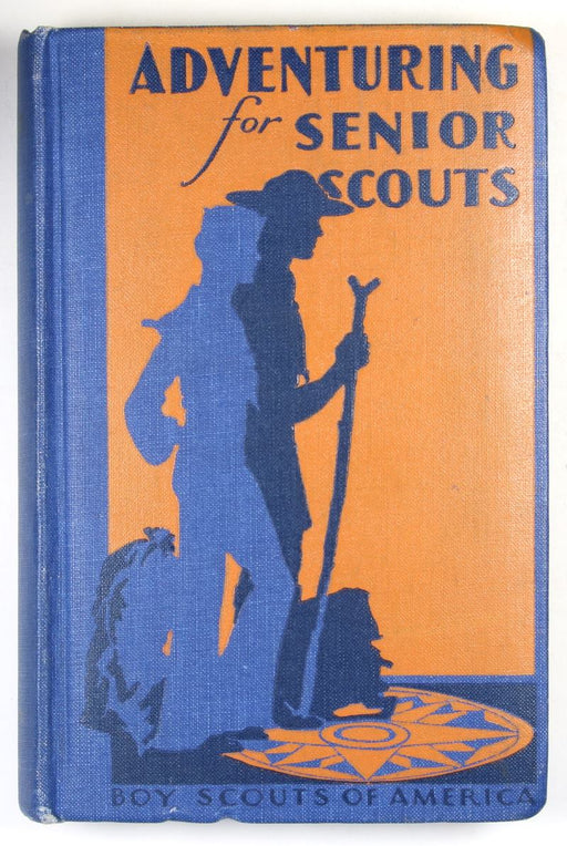 Adventuring for Senior Scouts 1938