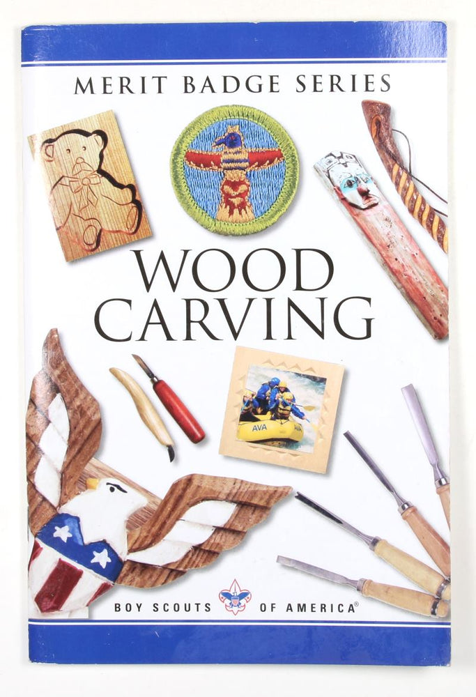 Wood Carving MBP