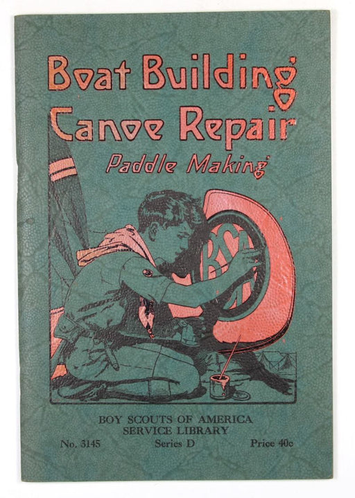 Boat Building Canoe Repair