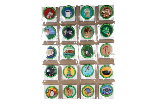 !Spoof Merit Badge Collection 93 MBs