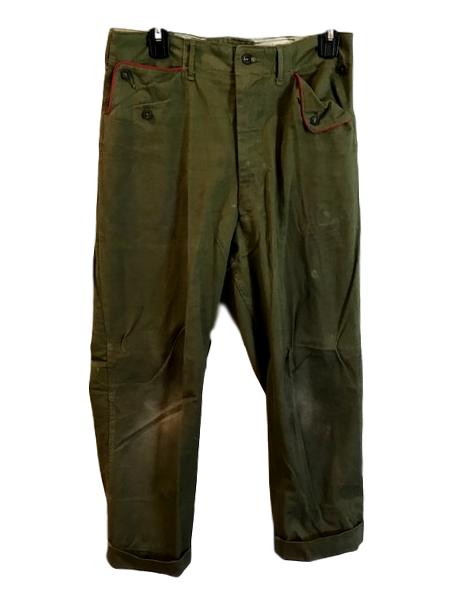 Boy Scout Pants 1950s