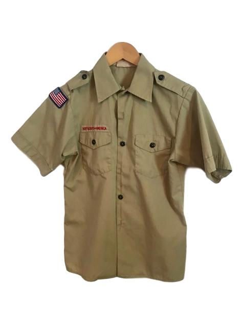 Youth Tan Scout Uniform Large