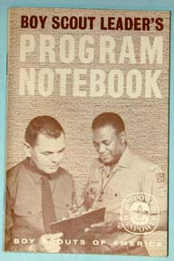 Boy Scout Leaders Notebook