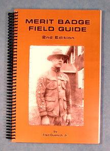 Merit Badge Field Guide in Black and White
