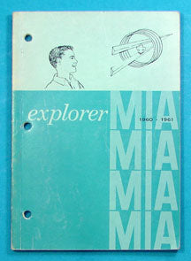 MIA Explorer Book