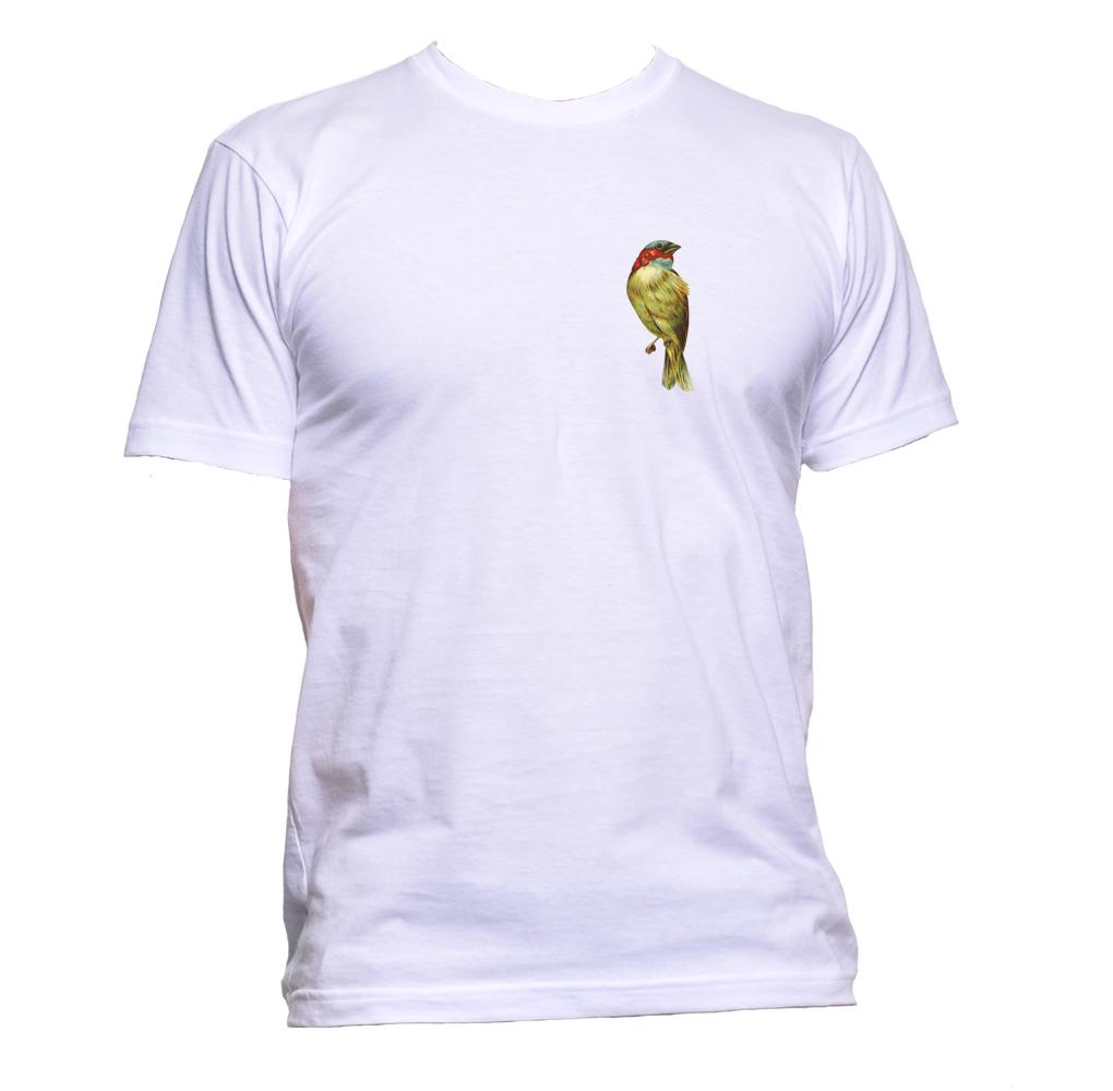 AppleWormDesign • Bird Pocket gift - Men's T-Shirt •